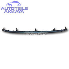 ORIG VW GOLF 6 gti front spoiler labbro 5k0807110 lower centre CARBON STEEL GREY