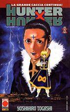 Hunter X Hunter N° 8 - Ristampa - Planet Manga - ITALIANO NUOVO #NSF3