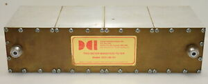 Digital Communication Inc. DCI-146-4H 144-148 Mhz 4 Pole Bandpass Filter (R002)