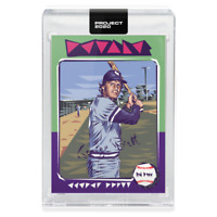 Topps PROJECT 2020 Card 150 - 1975 George Brett by Naturel