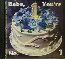 Various Rock(CD Album)Babe You're No 1-Hits Post Modern Syndrome-HT028-VG