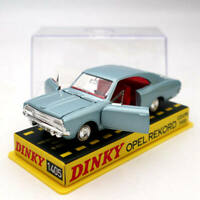 1:43 Atlas Dinky Toys 1405 Opel Pekord Coupe 1900 Diecast Models Car Collection