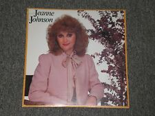 Jeanne Johnson~Lord, I Need Your Love~RARE 1982 Christian Gospel~FAST SHIPPING!!