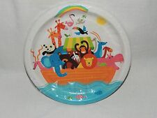 NEW~WHIMSICAL  ARK~ BABY SHOWER  8-DESSERT  PLATES PARTY SUPPLIES
