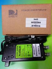 Directv SWM Power Inserter Supply 21V PI-21R1-03 SWIM LNB Green Label DTV Dish