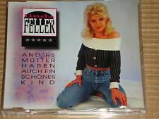 LINDA FELLER AND´RE MÜTTER HABEN AUCH EIN SCHÖNES KIND MAXI / SINGLE CD (YZ)