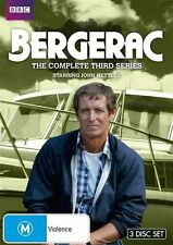 Bergerac - The Complete Series 3 NEW R4 DVD