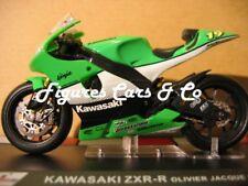 MOTO  GP 1/24 SERIE 2 KAWASAKI ZXR-R OLIVIER JACQUE 2005