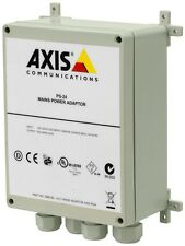€115+IVA AXIS 5000-001 PS24 Mains Adaptor Outdoor Ready IP65 Output Max. 63VA