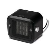 Pequeña 1500 W de bajo voltaje eléctrico Ventilador Calefactor PTC para Camping Caravan Cuboide