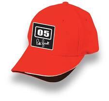 PETER BROCK 05 RED BASEBALL CAP/HAT