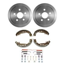 Brembo Rear Drums Shoes w/ Hardware Brake Kit for Toyota Celica GT Corolla Prius
