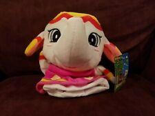 RARE Animal Crossing Movie New Horizons Margie Sally Plush Puppet Toy Nintendo