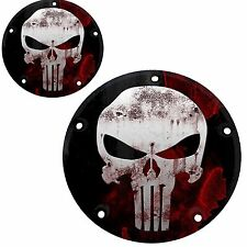 CUSTOM DERBY COVER AND TIMING/POINTS COVERS FITS HARLEY TWIN CAM MOTORCYCLES