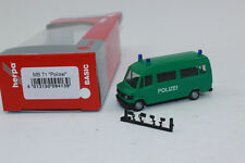 "Herpa Basic  094139  Mercedes-Benz T1 Bus ""Polizei""   1:87 H0 NEU in OVP"