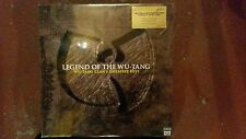 Wu-tang clan - Legend of the  - Crystal clear + Numbered - 2x Vinyl/Lp - NEW