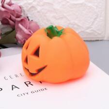 Pet Dog Squeak Chew Toys Puppy Funny Pumpkin Design Sound Toy For Halloween