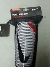 New Official Nike Mercurial Lite Soccer Shin Guard (Sp0240-162) Size ( Xl )