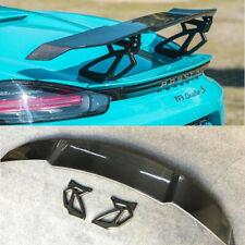 For Porsche 911 718 Boxster Cayman 2016-2020 Carbon Fiber Rear Spoiler GT Wing