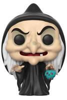 Blancanieves y los Siete Enanitos POP Disney Vinyl Figura Bruja witch 9 cm Funko