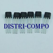 BS250P Transistor 45V 230mA TO-92 Zetex RoHS (Lot de 6)