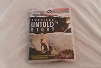 PBS SECRETS OF THE DEAD: AMERICAS UNTOLD STORY 2 DVDs