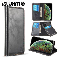 Leather Magnetic Flip Wallet Cards Case Stand Cover For Apple iPhone 11 Pro Max