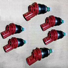 Bosch Fuel Injector For Nissan Altima 240SX 300ZX Sentra Maxima NX62041 New 6PCS