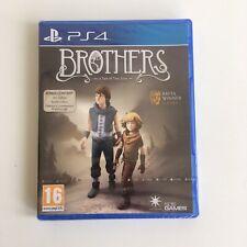 Hermanos una historia de dos hijos PS4 Nuevo Sellado