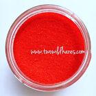 JOJOBA BEADS, Cherry Red, 20/40 Biodegradable Eco Friendly Exfoliant, 4 oz