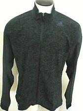 Adidas Running Mens Supernova Storm Zip up reflective jacket Black Large NWT NR