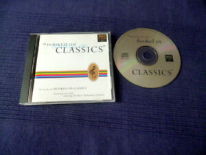 CD The Very Best Of Hooked On Classics Louis Clark Royal Philharmonic 75 Minutes