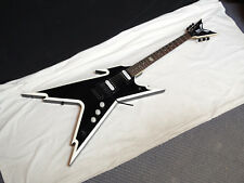 DEAN Razorback DB Dimebag electric GUITAR FLOYD new Classic Black and White - B
