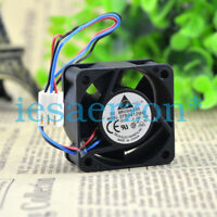 for Delta EFB0412VHD F00 40x40x20mm 4020 12V 0.18A DC BRUSHLESS Fan 3 wire