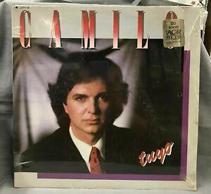 CAMILO SESTO - TUYO - 1985 MEXICAN LP STILL SEALED LATIN POP