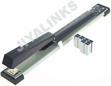 KW-triO LONG ARM FULL REACH STAPLER + 2000 24/6 STAPLES STAPLING AND PINNING