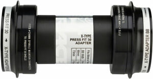 NEW RaceFace EXI PF30 Bottom Bracket: 46mm ID x 73mm Shell x 24mm Spindle