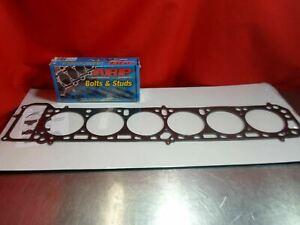 Cometic .060 1.5 90mm MLS Head Gasket  ARP 202-4206 L28 For Nissan DATSUN TURBO