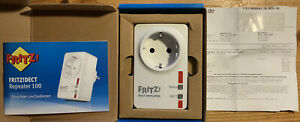 AVM Fritz!DECT Repeater 100 Drahtlose Router (20002598)