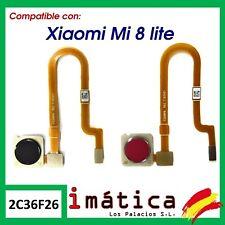 Button Home Flex Cable For Xiaomi Mi 8 Lite Reader Fingerprints Main Central