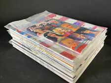 Barbie Bazaar Magazines 12 Issues 2001 2002 + 1998/99 Price Guide
