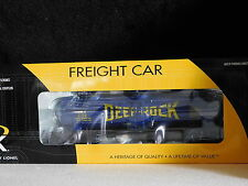 LIONEL / K-LINE * DEEP ROCK * 3 DOME TANK CAR ** FREE SHIPPING ** O Gauge *NEW