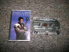 Stanley Jordan~Flying Home~1988 Smooth Jazz~Cassette Tape~FAST SHIPPING!