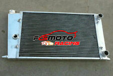 Aluminum Radiator For VW GOLF MK1 / CADDY / SCIROCCO / Jetta GTI SPEC 1.6 1.8 8V
