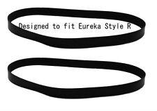 Long Life, Durable 2-Pack Belts For Eureka R Style -4800 SmartVac Series - 61110