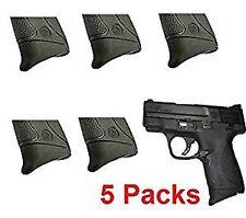 TopRate! Handgun Pistol Grip Extension fits S&W Shield, 9mm & .40 CAL. (5 Packs)