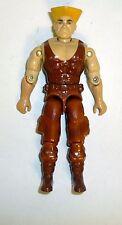 GI JOE GUILE Vintage Action Figure Street Fighter 2 COMPLETE C9+ v2 1993