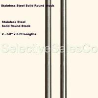 """Bar 303 HEXAGON 5//16 .3125 DIAMETER x 4 /"""" LONG  Stainless Steel Hex Rod"""