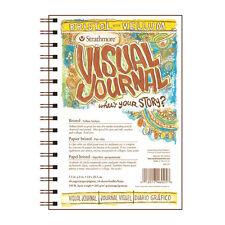 Strathmore Visual Journal Bristol Vlm 5.5X8