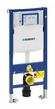 Geberit Sigma Duofix Wall Hung WC Toilet Frame UP320 Cistern 1.12 M 111.383.00.5